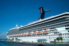 arnival Cruise Ship Valor