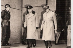 General MacArthur & General Marshall