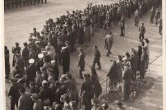 Hanita airport - General MacArthur leaving Japan