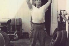 Robert Lozier - Honor Guard Member