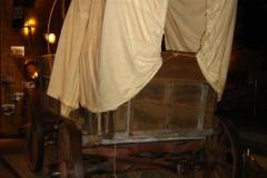 Arch Museum Conestoga wagon