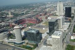 Stadium from Arch